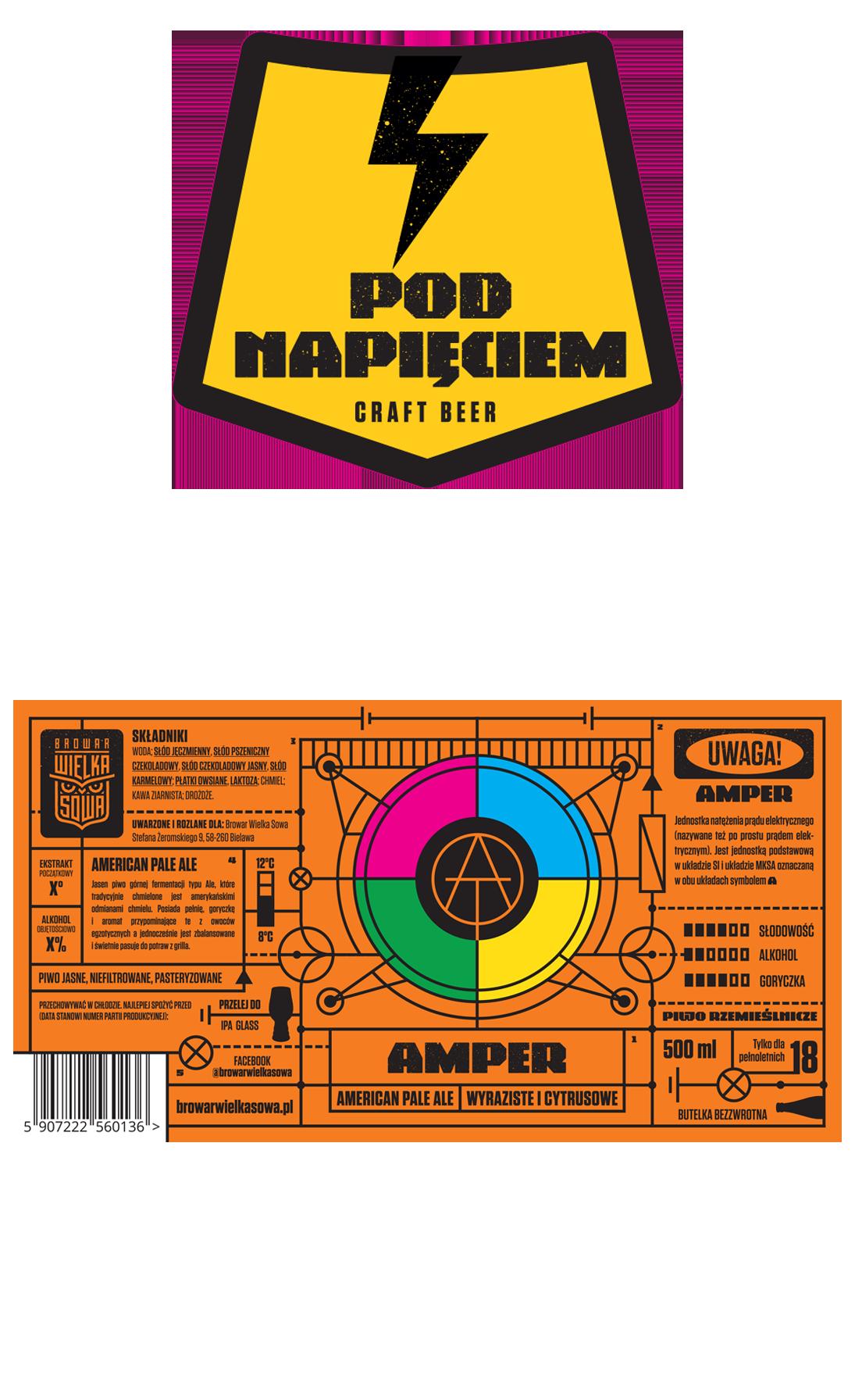 AMPER – American Pale Ale