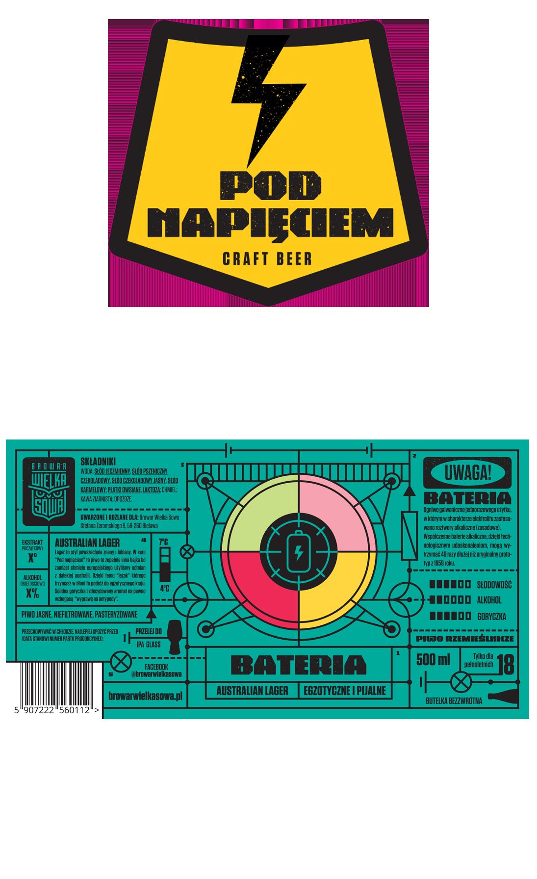 BATERIA – Australian Lager